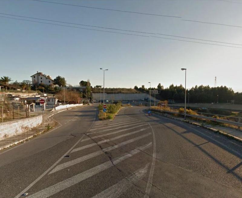 """Strada """"Aia del cavallo"""" a Matera"""