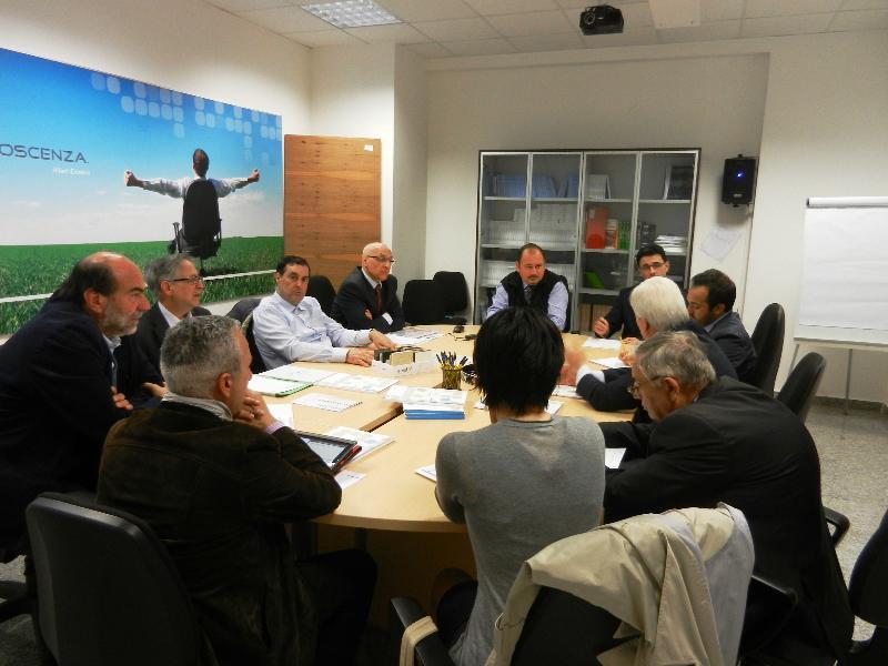 """Tavolo di lavoro tra Basilicata Innovazione e """"Pensiamo Basilicata"""""""