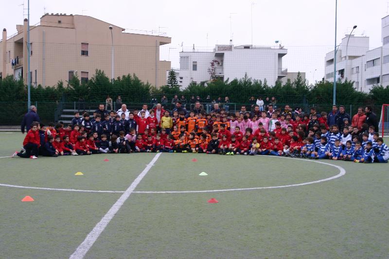 Torneo della Befana a Policoro- 6 gennaio 2013