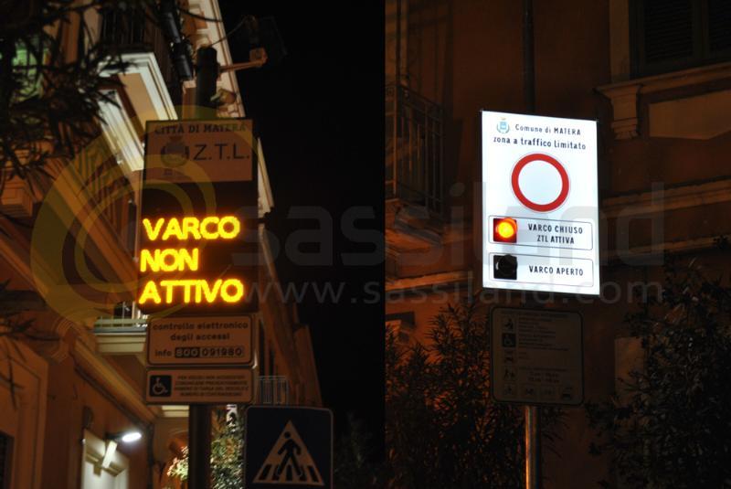 Varco aperto o varco chiuso in via Roma?