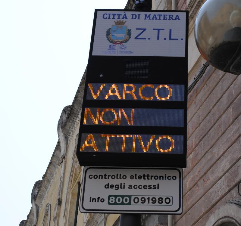 Varco ZTL (foto SassiLand)