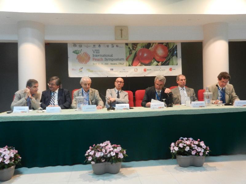 VIII Convegno internazionale sul Pesco