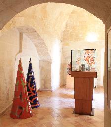 4.Coni, 2004. Collezione del MUSMA. Museo della Scultura Contemporanea. Matera