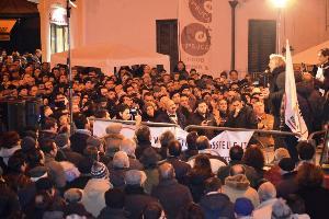 Beppe Grillo a Matera - 20 gennaio 2012