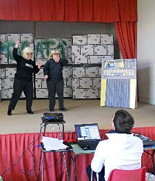 Cabaret presso la sede di Etnie - Pisticci - Matera