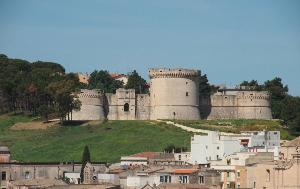 Castello Tramontano, Matera - Matera