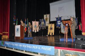 Cerimonia di insediamento del Comandante Esercito di Basilicata - 10 maggio 2013