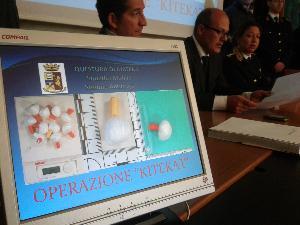Conferenza stampa su Operazione Kitekat - 16 maggio 2013
