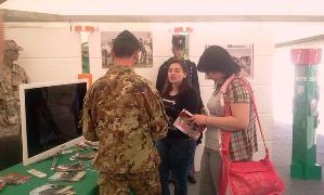 Esercito Italiano al TrendExpo 2013