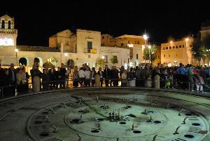 Fontana di piazza Vittorio Veneto (foto SassiLand) - Matera