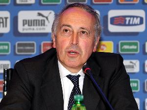 Giancarlo Abete (foto internet)