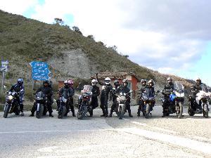 Gruppo di motociclisti appulo lucani  - Matera