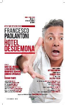 Hotel Desdemona - 10 gennaio 2013