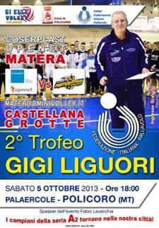 II° Trofeo Gigi Liguori  - Matera