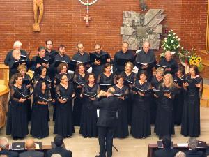 """Il Coro della Polifonica Materana """"Pierluigi da Palestrina""""  - Matera"""