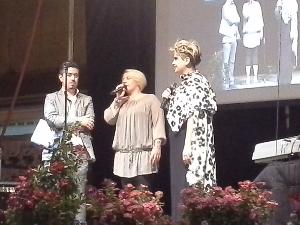 Marco Quintano, Paola Paladino e Carla Volpe - Matera