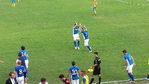 Matera Calcio vs San Severo - 29 settembre 2013 (foto Francesco Calia) - Matera