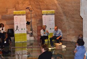 Materadio 2013 - Ministro delle attività culturali e del Turismo, Massimo Bray a Casa Cava (foto Francesco Calia)