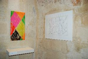 Mostra di Carla Accardi al MUSMA