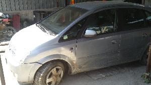 Opel Meriva rubata a Ginosa