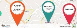 Open street map - Matera