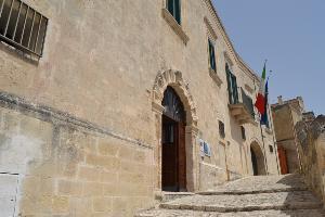 Palazzo Pomarici - Musma - Matera - Matera