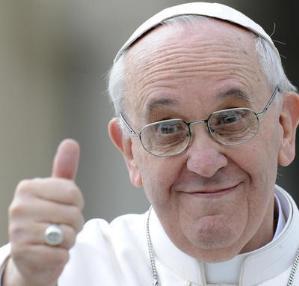 Papa Francesco (foto internet) - Matera