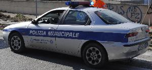 Polizia municipale (foto SassiLand) - Matera
