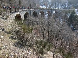 Ponte dello Studente - Matera