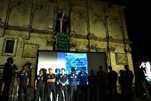 PRESENTAZIONE DEL 2� TORNEO BAWER �CITTA� DI MATERA�  - Matera