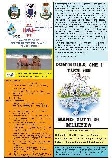 Progetto �Estate sicura� - Matera