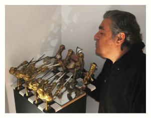 Rolando Omar Benenzon  - Matera