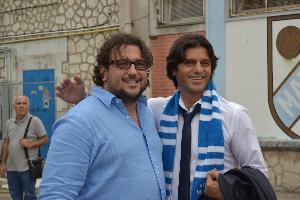 Saverio Columella e Vincenzo Cosco (foto Francesco Calia)
