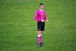 Scirea Cup 2013, Arbitro Contini Giovanni