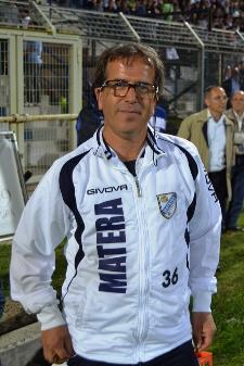 Scirea Cup 2013: Franco Perrucci Allenatore Invicta Matera