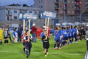 Scirea Cup 2013: La sfilata delle scuole calcio