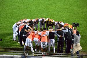 Scirea Cup 2013, Partizan si riunisce prima del fischio d´inizio