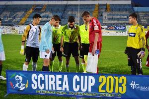 Scirea Cup 2013, scelta del campo