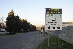 Tecnoparco Valbasento - Pisticci Scalo (foto SassiLand)