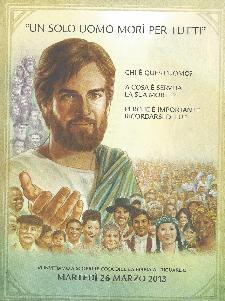 Testimoni di Geova, commemorazione di Gesù Cristo - Matera