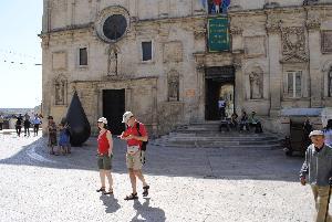 Turisti a Matera (foto SassiLand) - Matera