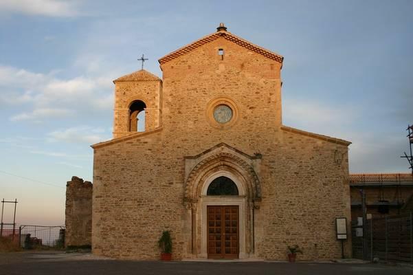 Abbazia di S. Maria del Casale - Pisticci