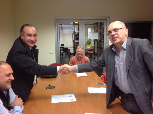 Accordo tra Comune di Pisticci e IMAA-CNR