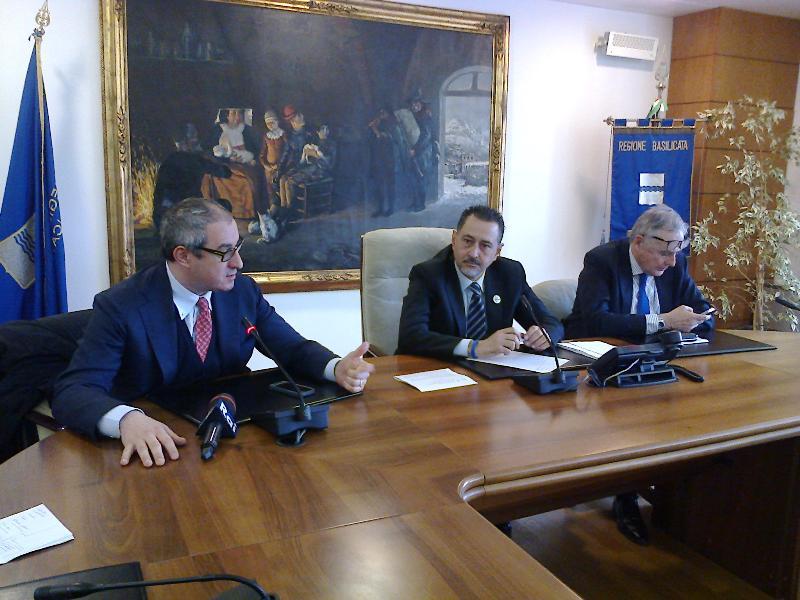 Agenda Digitale, Pittella presenta la task force regionale