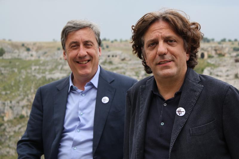 Andrew Graham-Dixon e di Giorgio Locatelli