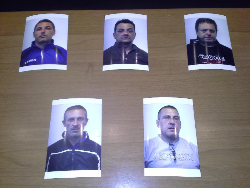 Arrestati 5 napoletani per tentato furto a Pisticci Scalo (foto SassiLand)