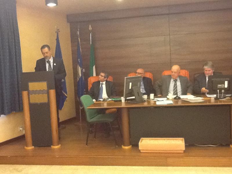 Assemblea costitutiva dell´Alleanza delle Cooperative italiane di Basilicata