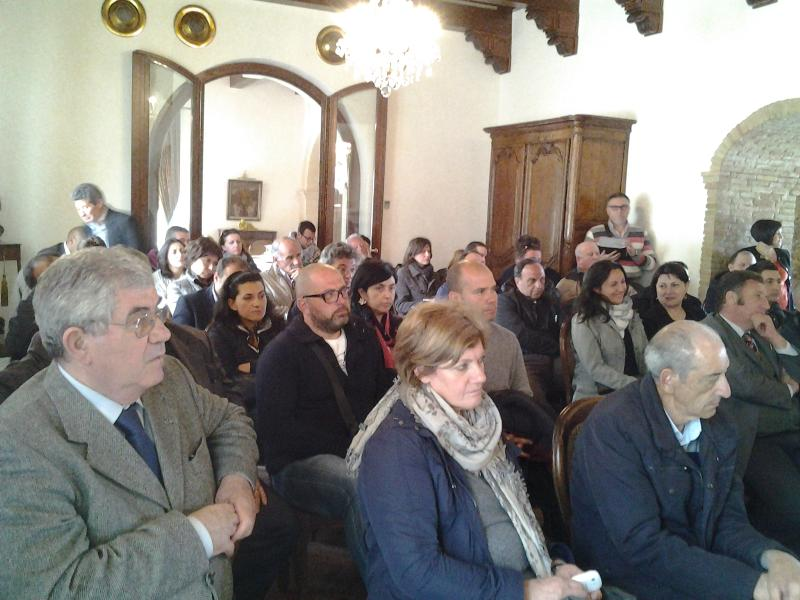 ASSEMBLEA INTERREGIONALE TURISMO VERDE SUD-ITALIA - 3 aprile 2014