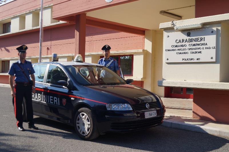 Carabinieri - Policoro