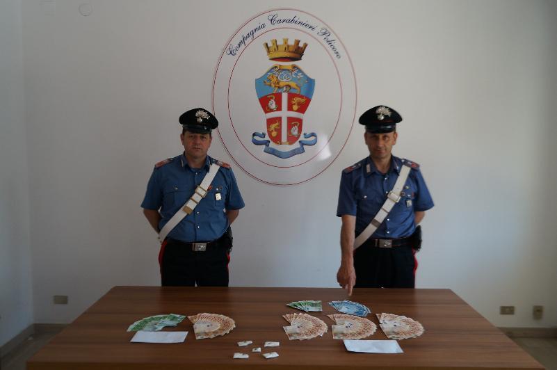 Carabinieri di Tursi arrestano pusher